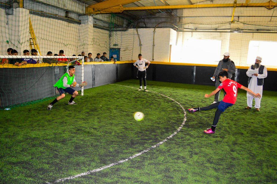 Five A Side Football Tournament